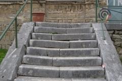 3-Tiro a Segno Avellino - scala-esterna-prima-dei-lavori