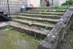 5-Tiro a Segno Avellino - scala-di-collegamento-atrio-prima-dei-lavori
