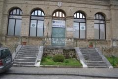 8-Tiro a Segno Avellino - scala-esterna-prima-dei-lavori