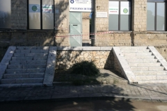 9-Tiro a Segno Avellino - scala-esterna-completata