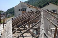 sostituzione tetto pirma